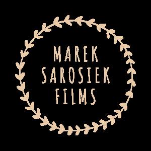 Logo Marek Sarosiek Films couleur Brin-beige