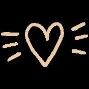 Icone de coeur, vidéaste de mariage à Montréal