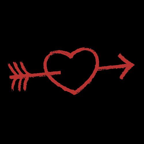 Icône de coeur, films de mariage à Montréal